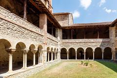 Cloitre de la Cathédrale Saint-Lizier