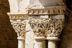 Cloître de la cathédrale Saint Lizier