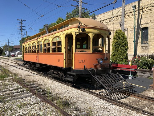 East Troy Electric Railroad #26
