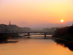 Firenze - Ponte Vespucci