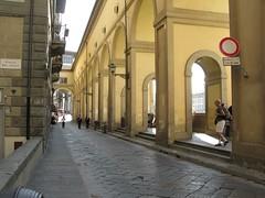 Firenze - Lungarno degli Archibusieri