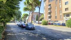 Firenze - Lungarno Cristoforo Colombo