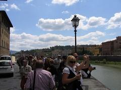 Firenze - Lungarno Anna Maria Luisa De Medici