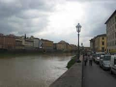 Firenze - Lungarno Generale Diaz