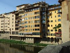 Firenze - Lungarno (Lato via de Bardi)