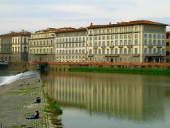 Firenze - Lungarno Vespucci