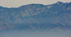 Los Angeles airspace