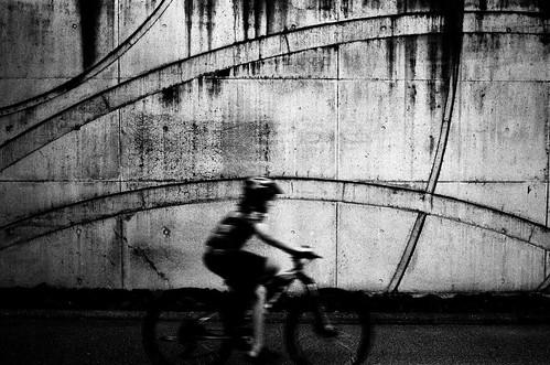 Concrete surfer (Leica M6)