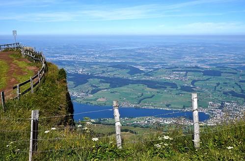 Rigi: view of Küssnacht