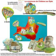 Château-sur-Epte présente