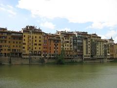 Firenze - Lungarno (Lato Borgo San Jacopo)