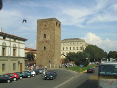 Firenze - Lungarno della Zecca Vecchia