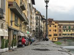 Firenze - Lungarno Acciaiuoli