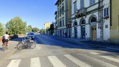 Firenze - Lungarno Benvenuto Cellini