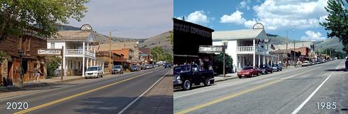 Virginia City, MT Comparison