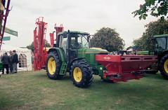 Tractors John Deere 8600