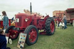 Tractors David Brown 25D