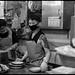 The tatoed fishmonger