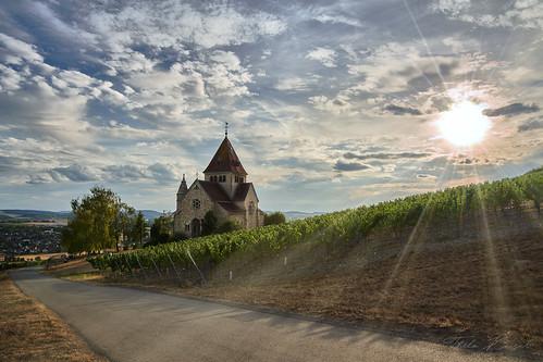 Kreuzkapelle Gau-Bickelheim 1