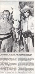 The Lone Ranger and Tonto Television Show