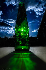 Bière au crépuscule, mais avec modération.