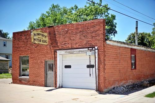 Humphrey Motor Elec. - Auburn, Nebraska
