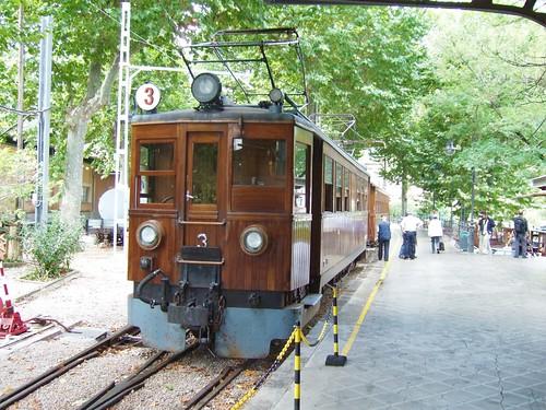 Trains Palma-Soller (Espagne)