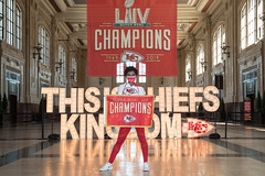 2020 Red Friday (Kickoff Edition): Chiefs Cheerleaders at Union Station & The Plaza