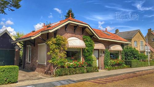 Tramstation, Vollenhove, Overijssel, Netherlands - 2923