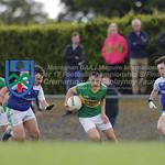 Cremartin v Castleblayney Faughs - U17 Div. 1 Semi Final 2020