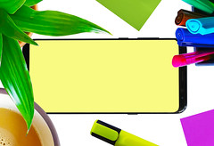 #flatlay #banner #your_campaign #work_lifestyle #phone_screen