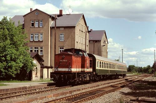 DB 202 735 Bf Narsdorf 31.05.1997
