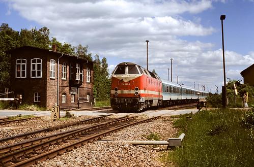 DB 219 080 Narsdorf Stw II 31.05.1997