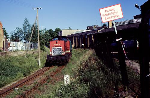 DB 202 735 Hartha (Kr.Döbeln) 31.05.1997