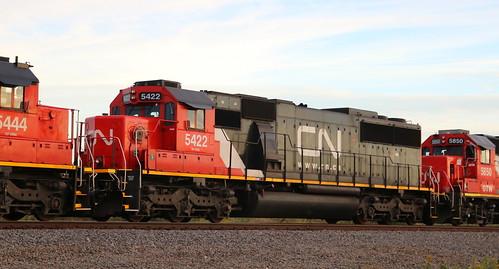 CN 5422, Dixie, Neenah, 7 Sept 20