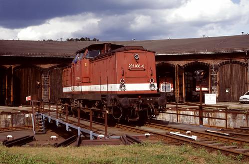 DB 202 098 Bw Rochlitz 31.05.1997