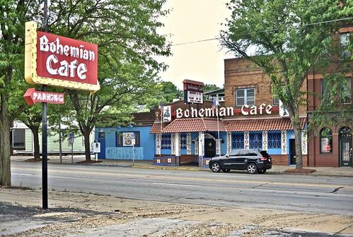 Bohemian Cafe - Omaha, Nebraska
