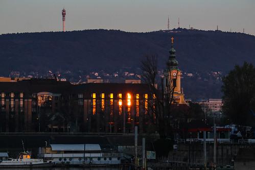 Sunrise reflections 🌞🌞
