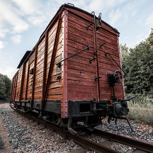 Zug-Waggon