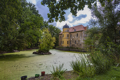 Old Water Castle