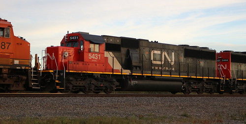 CN 5431, Dixie, Neenah, 7 Sept 20