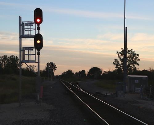 Signals, Dixie, Neenah, 7 Sept 20