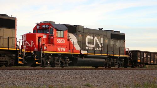 GTW 5850, Dixie, Neenah, 7 Sept 20