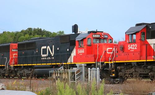 CN 5444, Dixie, Neenah, 7 Sept 20