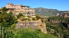 Restaurant on a precipice