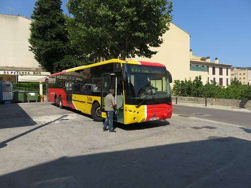 Bus de Majorque (Espagne)