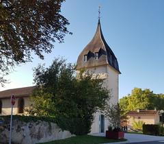 église Saint Pierre à Saugnac-et-Cambran, Landes