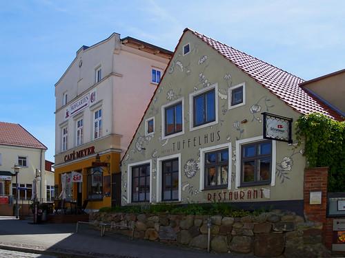 Restaurant und Cafe