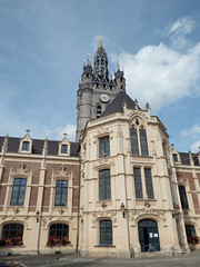 Hôtel de ville de Douai - Photo of Lallaing