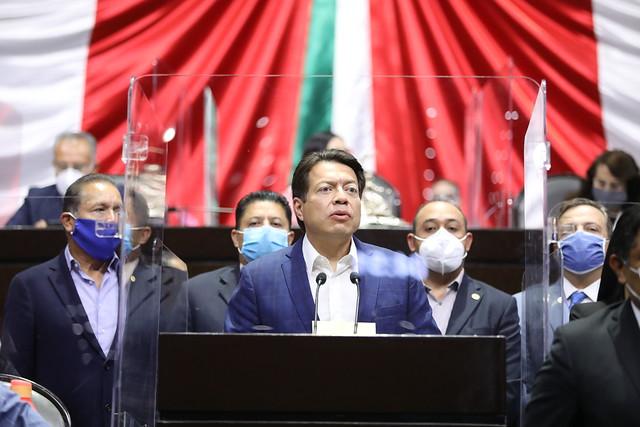 01/09/2020 Tribuna Dip. Mario Delgado